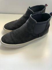 Μποτάκια Ted Baker London Chelsea γκρι Sneaker 45