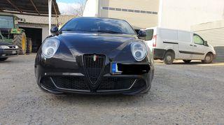 Alfa Romeo Mito '11 Black edition clima leather