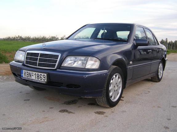 Mercedes-Benz C 180 2000 ELEGANS ΥΠΕΡΠΡΟΣΦΟΡΑ
