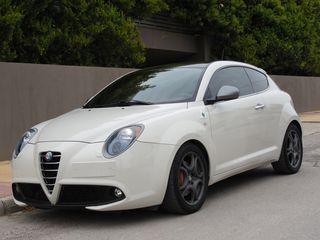 Alfa Romeo Mito '10 QUADRIFOGLIO VERDE 235 PS