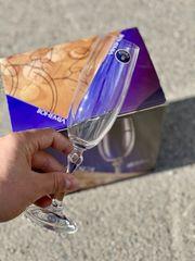 Κρυστάλλινα Ποτήρια Σαμπάνιας  Βοημίας