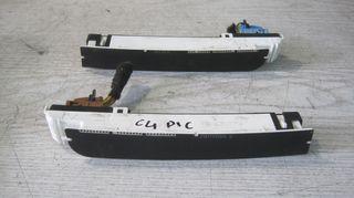 Οθόνες πολλαπλών ενδείξεων οδηγού-συνοδηγού από  Citroen C4 Picasso 2006-2010