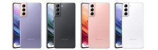 Samsung S21 (128GB) Violet, Pink, White, Grey