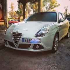 Alfa Romeo Giulietta '14 ΜΕ ΗΛΙΟΡΟΦΗ