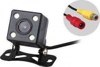 Αδιάβροχη κάμερα  οπισθοπορείας αυτοκινήτου με νυχτερινή λήψη - ΟΕΜ