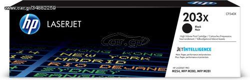 HP 203X Laser cartridge 3200pages Black|0190781107125(CF540X)