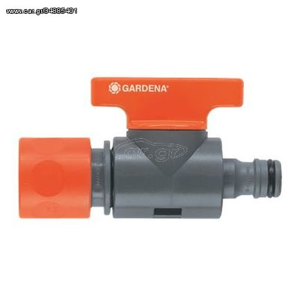 Gardena 2977-20 Grey,Orange 1pc(s) water hose fitting(02977-20)