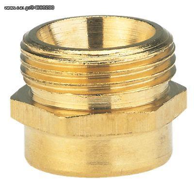 Gardena 7266-20 water hose fitting Brass(07266-20)
