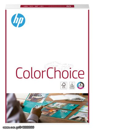 HP Color Choice 125/A3/297x420 printing paper A3 (297x420 mm) White(88239922)