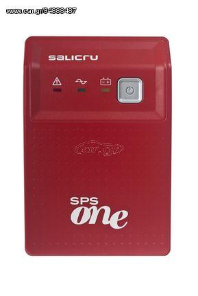Salicru SPS.500.ONE UPS 500-2000 VA with AVR + SOFT / USB(662AA000001)