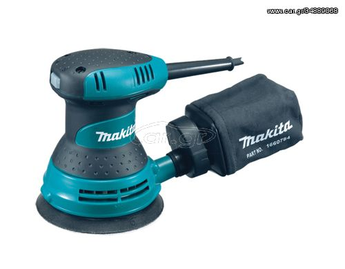 Makita BO5030 power sander Orbital sander 300 W(BO5030)