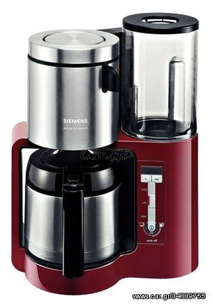 Siemens TC86504 coffee maker Drip coffee maker 1 L(TC86504)