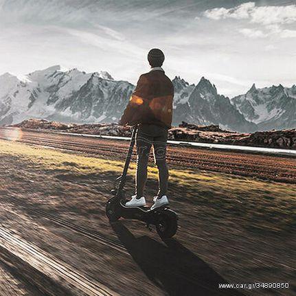 """Ηλεκτρικό Σκούτερ Cecotec Bongo Serie Z Off Road 12"""" 25 km/h 1100W - Σκούρο Πράσινο"""