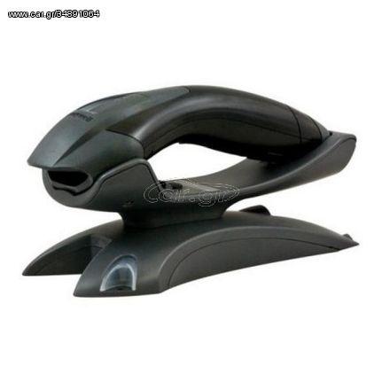 Μονάδα Ανάγνωσης Ασύρματη για Barcode Honeywell MS1202G Μαύρο