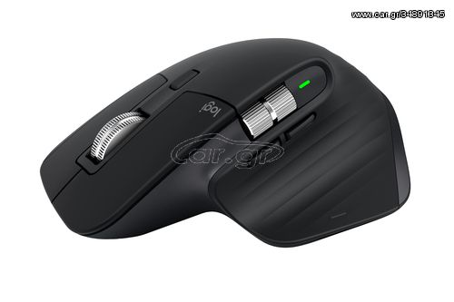 Logitech MX Master 3 for Business mouse RF Wireless+Bluetooth Laser 4000 DPI Right-hand (910-005710)