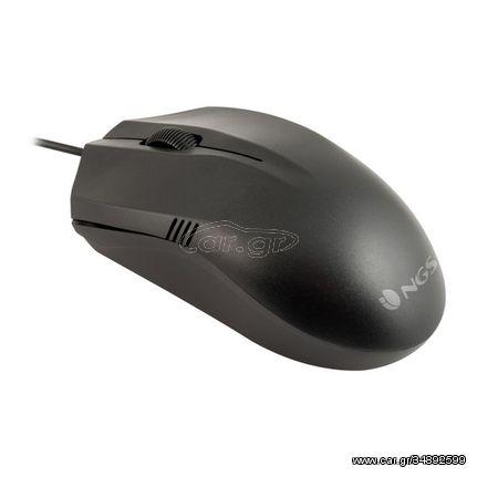 Οπτικό Ποντίκι NGS Easy Betta 1000 dpi Μαύρο