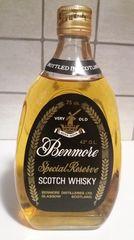 Whisky Benmore 1968