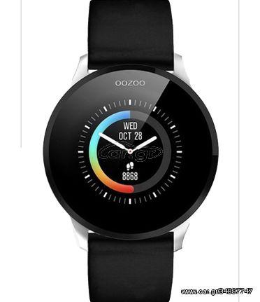 OOZOO Smartwatch Q00113 Black Steel