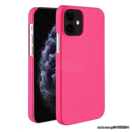 VIVANCO GENTLE COVER IPHONE 12 MINI pink backcover