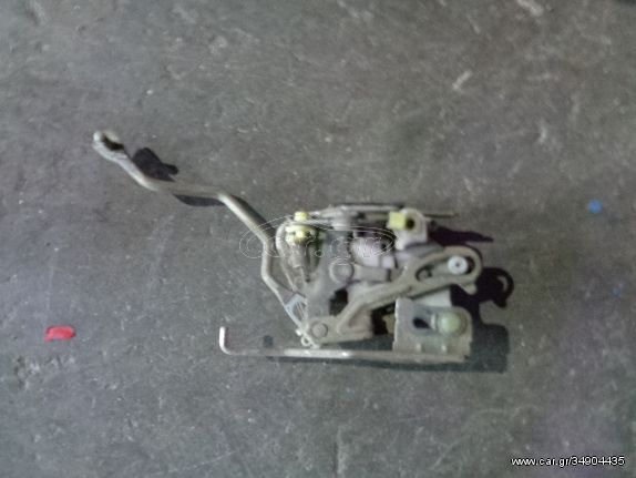 Κλειδαριά μηχανική Εμπρός Δεξιά για HYUNDAI H-1 STAREX (1998 - 2001) , (2001 - 2007) | Kiparissis - The King of Parts