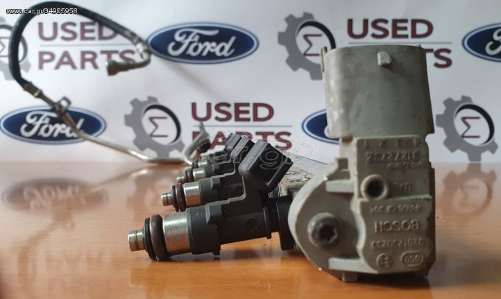 0280158096 Bosch Ford Focus mk2 ST 2,5L S-MAX MONDEO VOLVO Μπεκιέρα