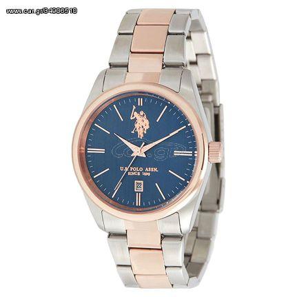 Ρολόι unisex Polo USP4847RG