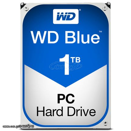 Western Digital Blue HDD 1000GB Serial ATA III internal hard drive(WD10EZRZ)