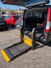 Ανελκυστήρας-Αναβατόριο αναπηρικού αμαξιδίου για αυτοκινητο