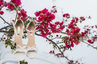 Άνετα και βολικά νυφικά παπούτσια, Νο 39, με τακούνι 7 - 8 πόντους