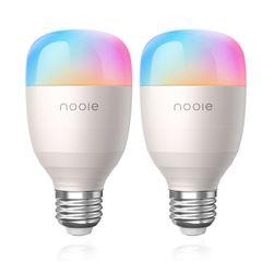 Nooie Aurora 2 ΤΕΜΑΧΙΑ έξυπνες λάμπες