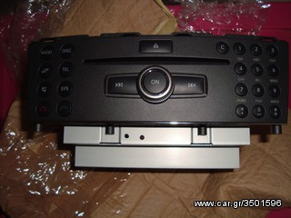 MERCEDES W204 AUDIO STEREO MP3 BLUETOOTH
