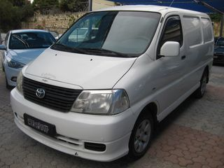 Toyota '09 HIACE DIESEL D4D