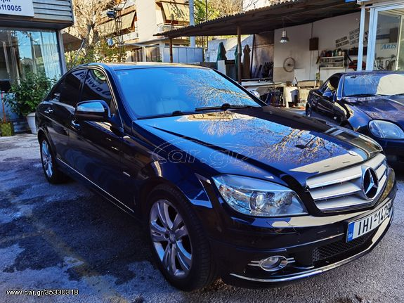 Mercedes-Benz C 230 '08 FULL EXTRA AVANTGARDE ΑΥΤΟΜΑΤΟ
