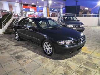 Volvo S60 '04 2.0 TURBO 180HP. ΔΕΡΜΑ, ΑΡΙΣΤΟ