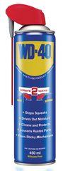 WD-40 Multi-Use Aerosol Product Original with Smart Straw 450ml (Τεμάχιο)