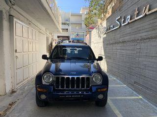 Jeep Cherokee '02 LIMITED ΥΓΡΑΕΡΙΟ ΟΡΟΦΗ
