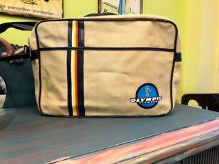 Retro τσάντα ώμου Olympic Airways