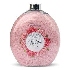 Idc Scented Garden Bath Salts Rose Τριαντάφυλλο 900gr