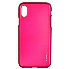 Mercury iJELLY Apple iPhone X in Pink