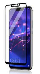 POWERTECH Tempered Glass 3D για Huawei Mate 20 Lite, full glue, μαύρο