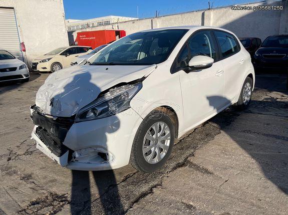 Peugeot 208 '19 1.2 82HP 11.000ΧΛΜ