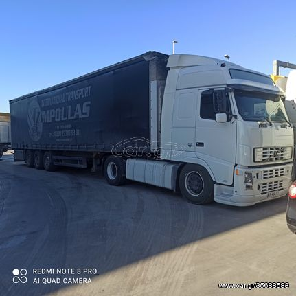 Volvo '04 FH12 500 RETARTER 6 ΦΟΥΣΚΕΣ!!!