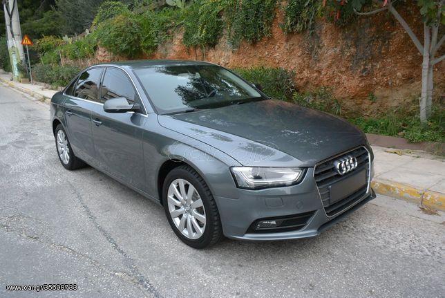 Audi A4 '13 DIESEL,XENON ΔΩΡΟ Τ.Κ 2021