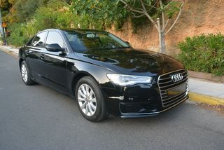 Audi A6 '15 190HP,AUTO,EURO 6 ΔΩΡΟ ΤΚ 2021