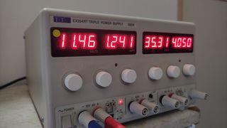 Εργαστηριακό τροφοδοτικό παγκου Aim-TTi EX354RT Digital, Bench Power Supply 300W