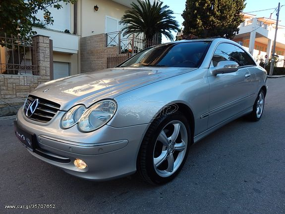 Mercedes-Benz CLK 200 '04 AVANTGARDE AUTOMATIC ΟΡΟΦΗ
