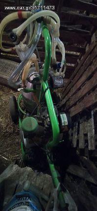 Γεωργικό μηχανήματα αρμέγματος/εκτροφής '19 Milker