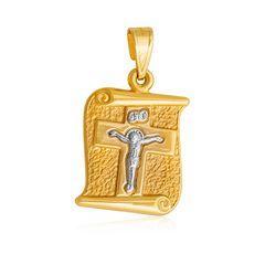 Φυλακτό διπλής όψης με τη μορφή του Χριστού (#IJU0012)