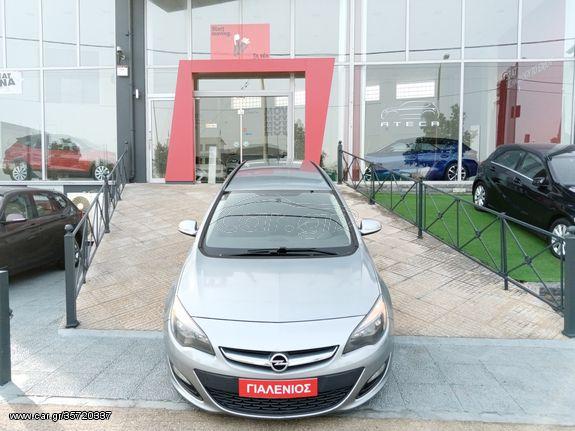 Opel Astra '13 ESSENTIA ECO FLEX MT5 ΕΛΛΗΝΙΚΟ