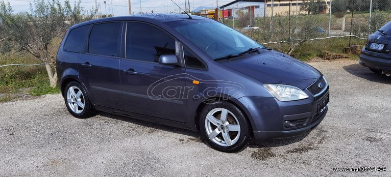 Ford C-Max '05 1.6TDCI DIESEL 110 PS